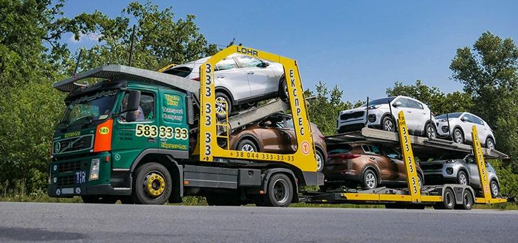 перевозка авто автовозами